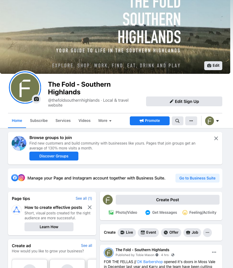 Try Theses Five Things To Improve Your Business Facebook Page